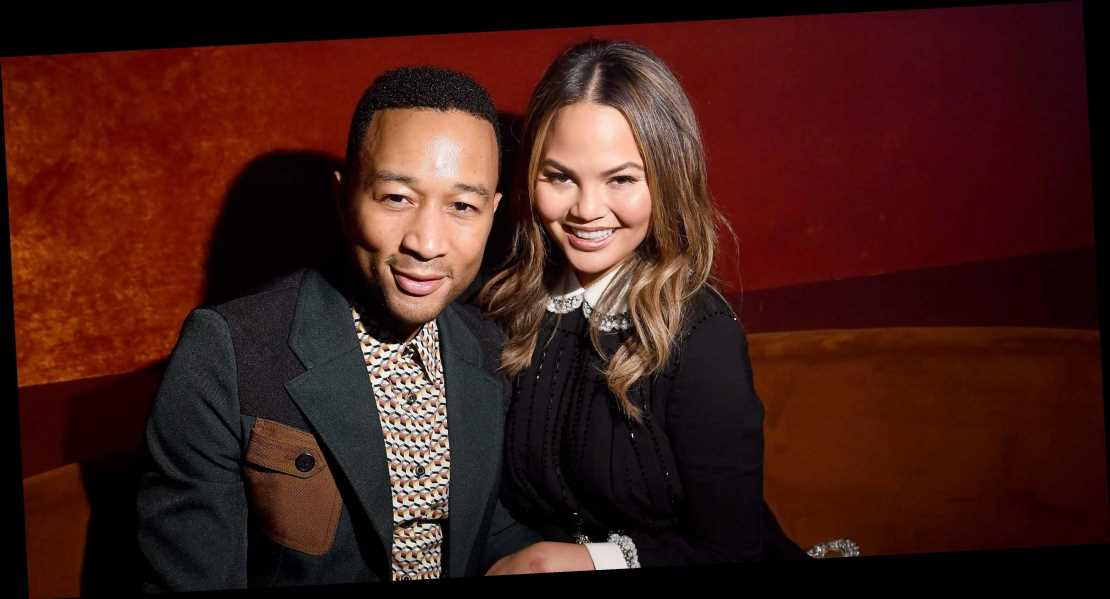 Chrissy Teigen and John Legend Discuss Their Potential to Become the First Family Someday