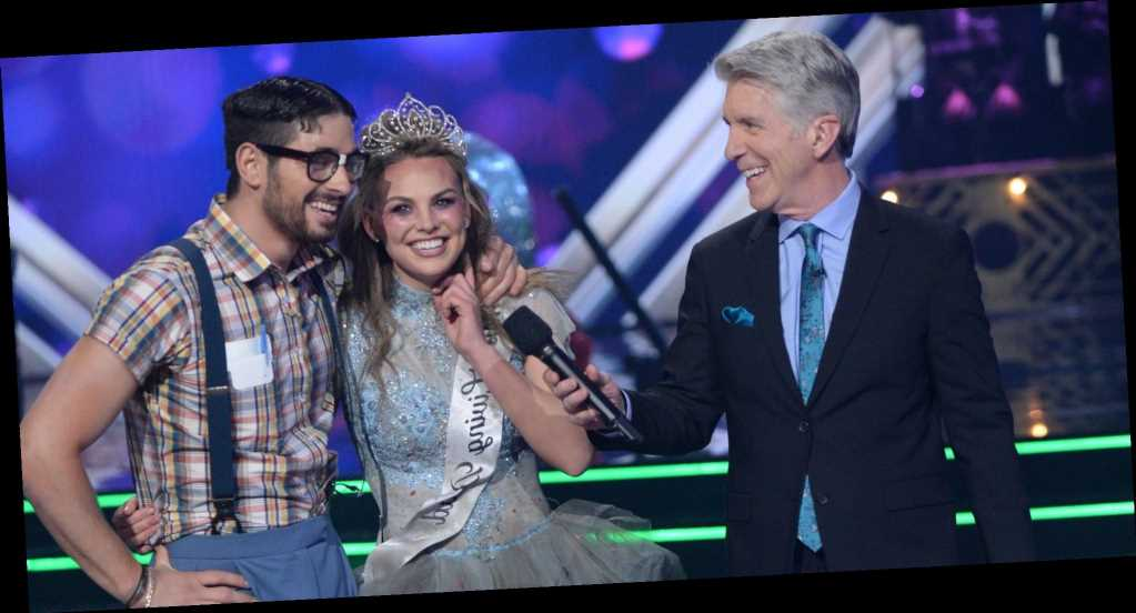 Hannah Brown Just Responded To 'DWTS' Partner Alan Bersten Calling Her 'Insecure'