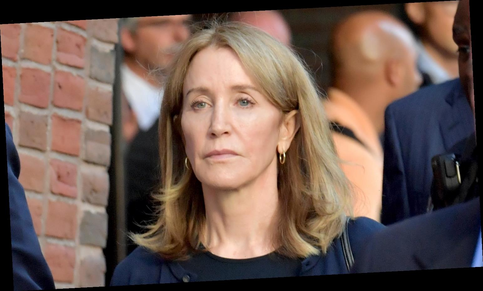 Felicity Huffman Is One of the Most Coveted Interviews Right Now