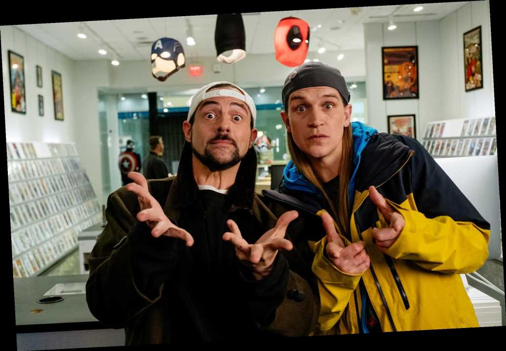 A changed Jason Mewes is back in new 'Jay and Silent Bob'