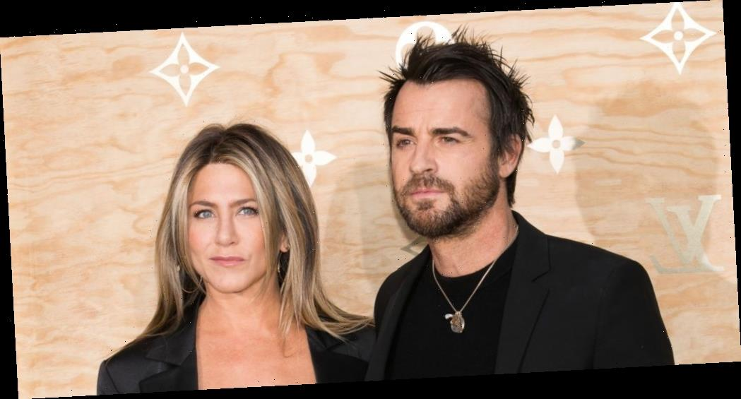 Justin Theroux Just Commented On Jennifer Aniston's Instagram And I'm Reading Into It