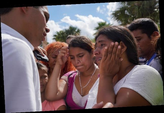 Julián Castro Escorted 12 Asylum-Seekers To The US Border. They Were All Sent Back To Mexico.
