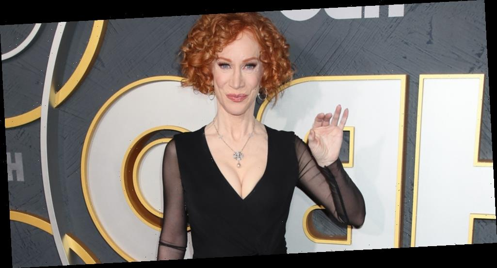 Kathy Griffin Calls Out News Anchor in Heated Exchange About Male-Dominated Comedy World – Watch!