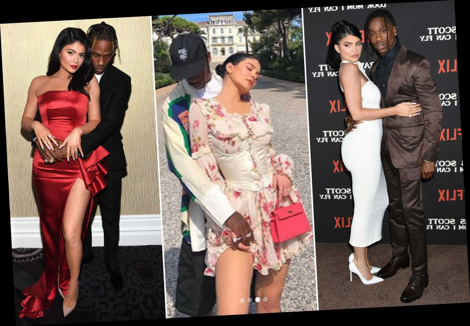 Kylie Jenner and Travis Scott's most stylish moments as a couple