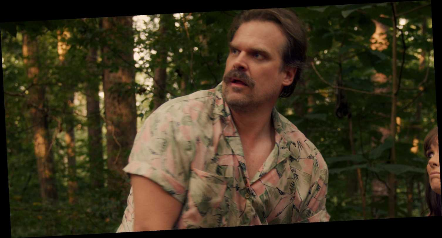 This New 'Stranger Things 4' Detail Is Making Fans Think Hopper Is Definitely Alive