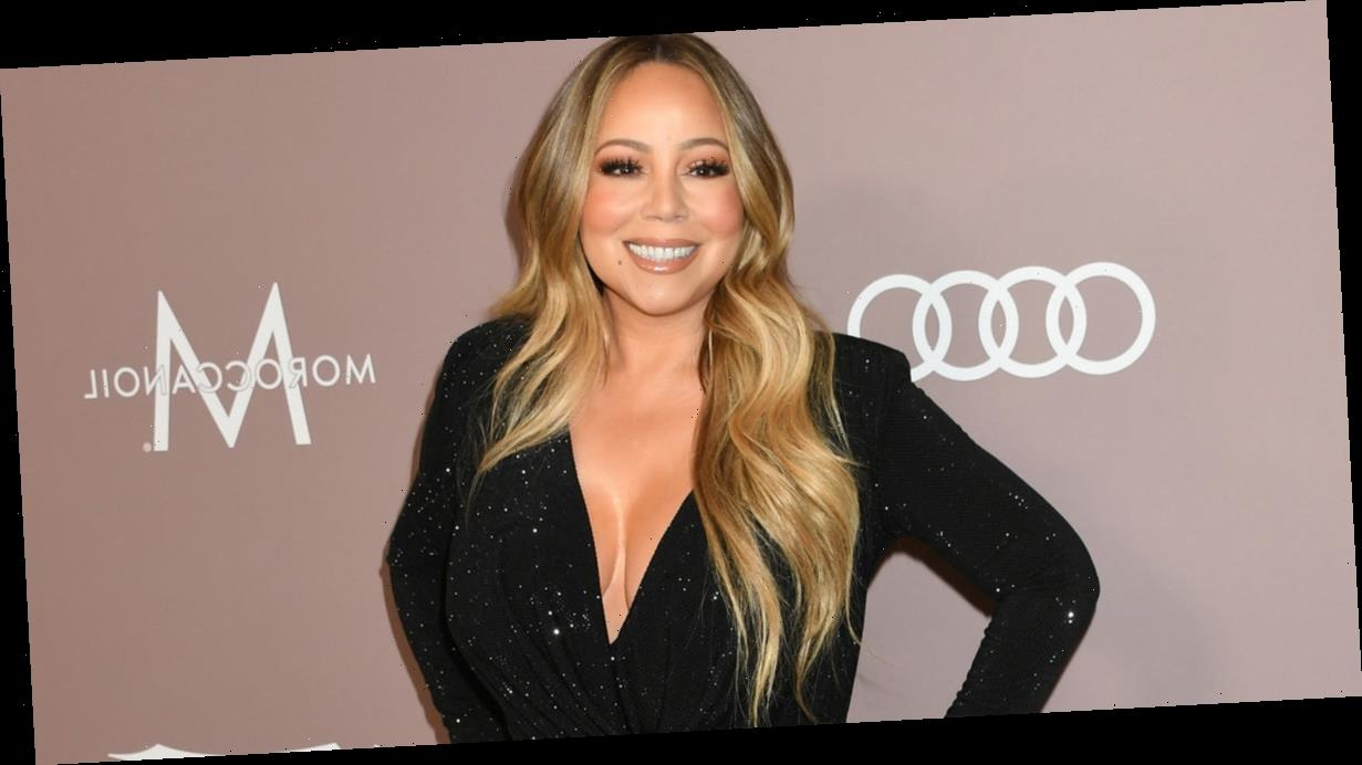 Mariah Carey Confuses Jennifer Aniston and Reese Witherspoon During Speech