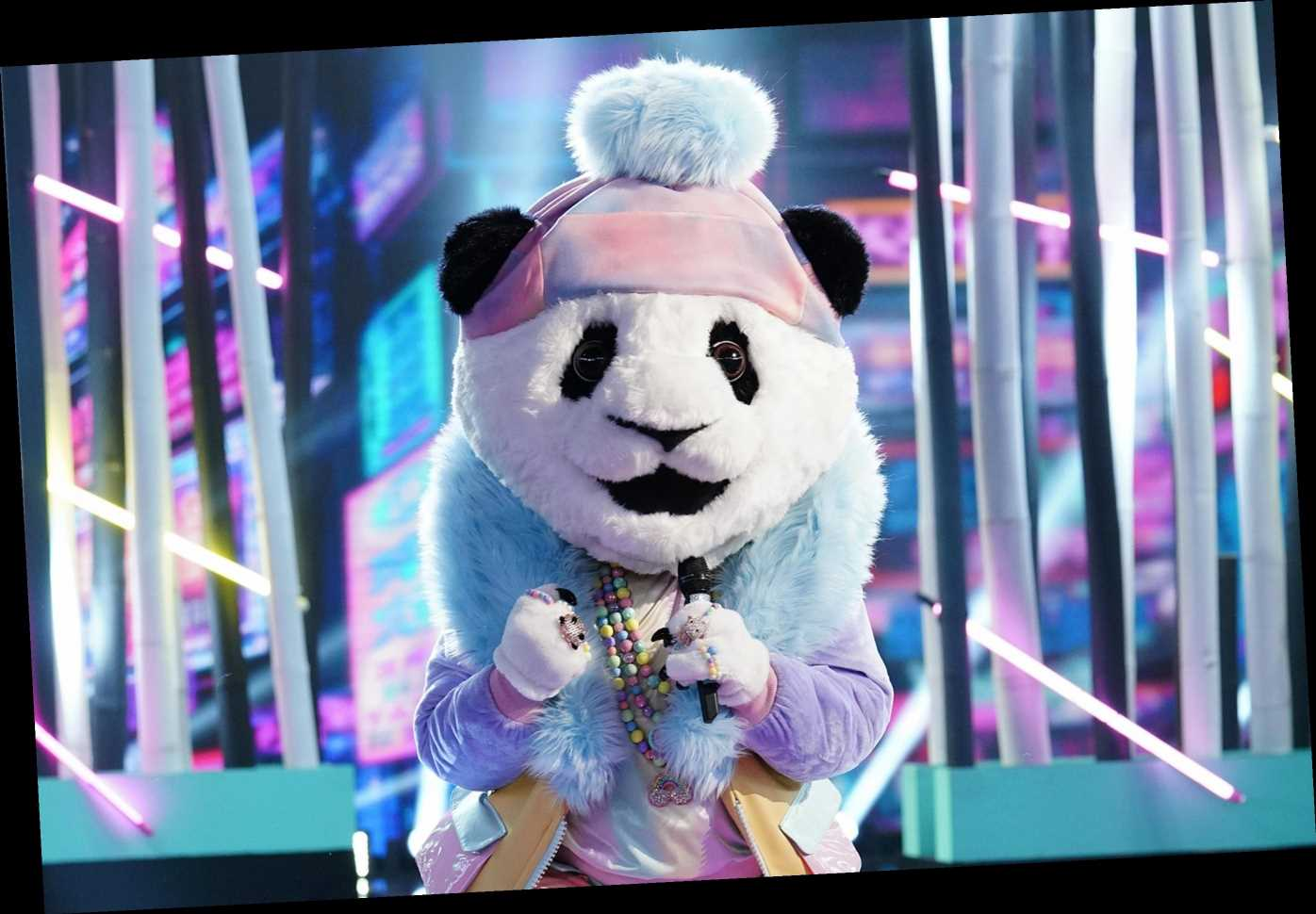The Masked Singer: The Panda thinks those clues about her were a dead giveaway