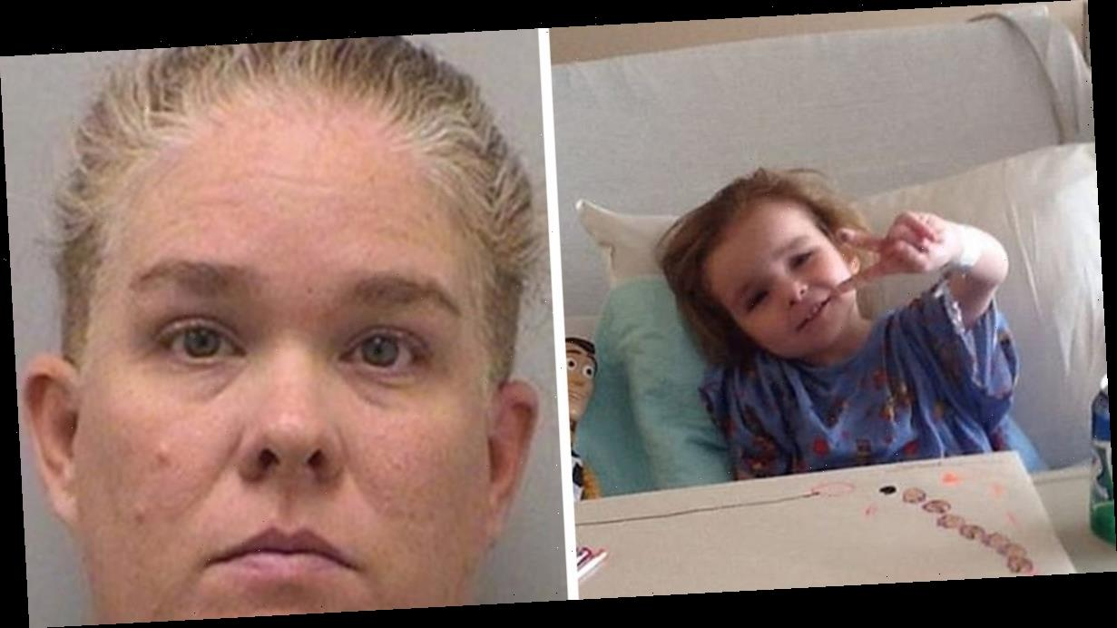 Mom of 'Terminally Ill' Daughter Charged with Murder After Seven-Year-Old's Body is Exhumed