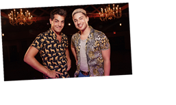 Quibi Sets 'Gayme Show' Comedy Competition With Hosts Matt Rogers And Dave Mizzoni