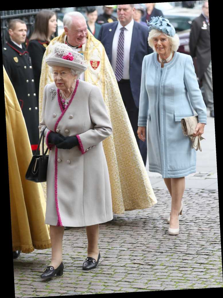 Queen and Future Queen! Monarch and Camilla, Duchess of Cornwall Team Up for Rare Joint Outing