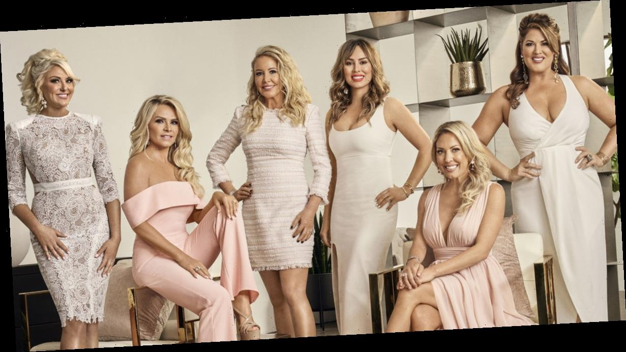RHOC Star Comes Clean About Threesomes — But Costars Call Her 'Sad' and 'Full of S—'