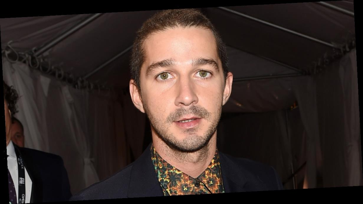 Shia LaBeouf Says Childhood Acting Career Contributed to PTSD, Alcoholism