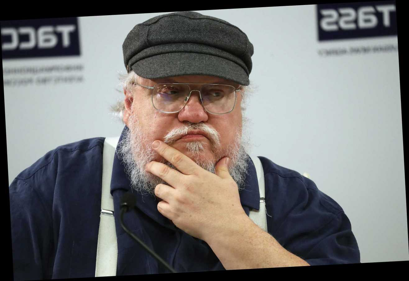 George R.R. Martin Vows to Finish Next 'Game of Thrones' Book Before Writing TV Prequel