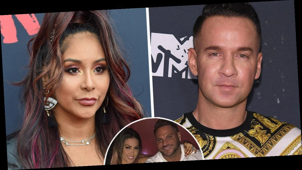 Snooki Accuses Jen Harley of 'Intentionally' Showing Off Bruises After Ronnie's Arrest