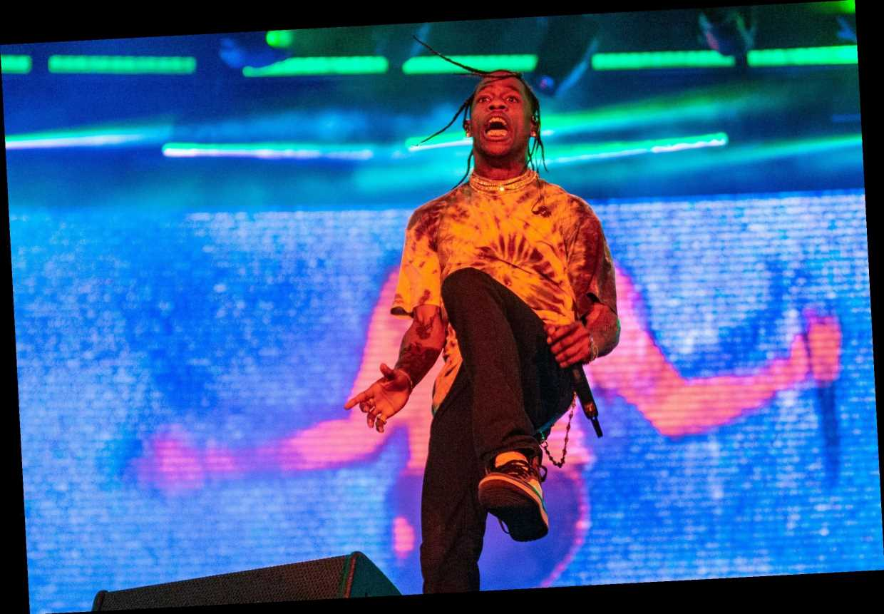 RS Charts: Travis Scott Dominates at Number One, Selena Gomez Debuts in Top Ten