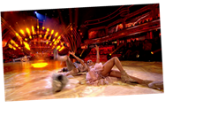 Strictly's Karen Hauer mortifies fans as she rips off her wig during samba routine with Chris Ramsey