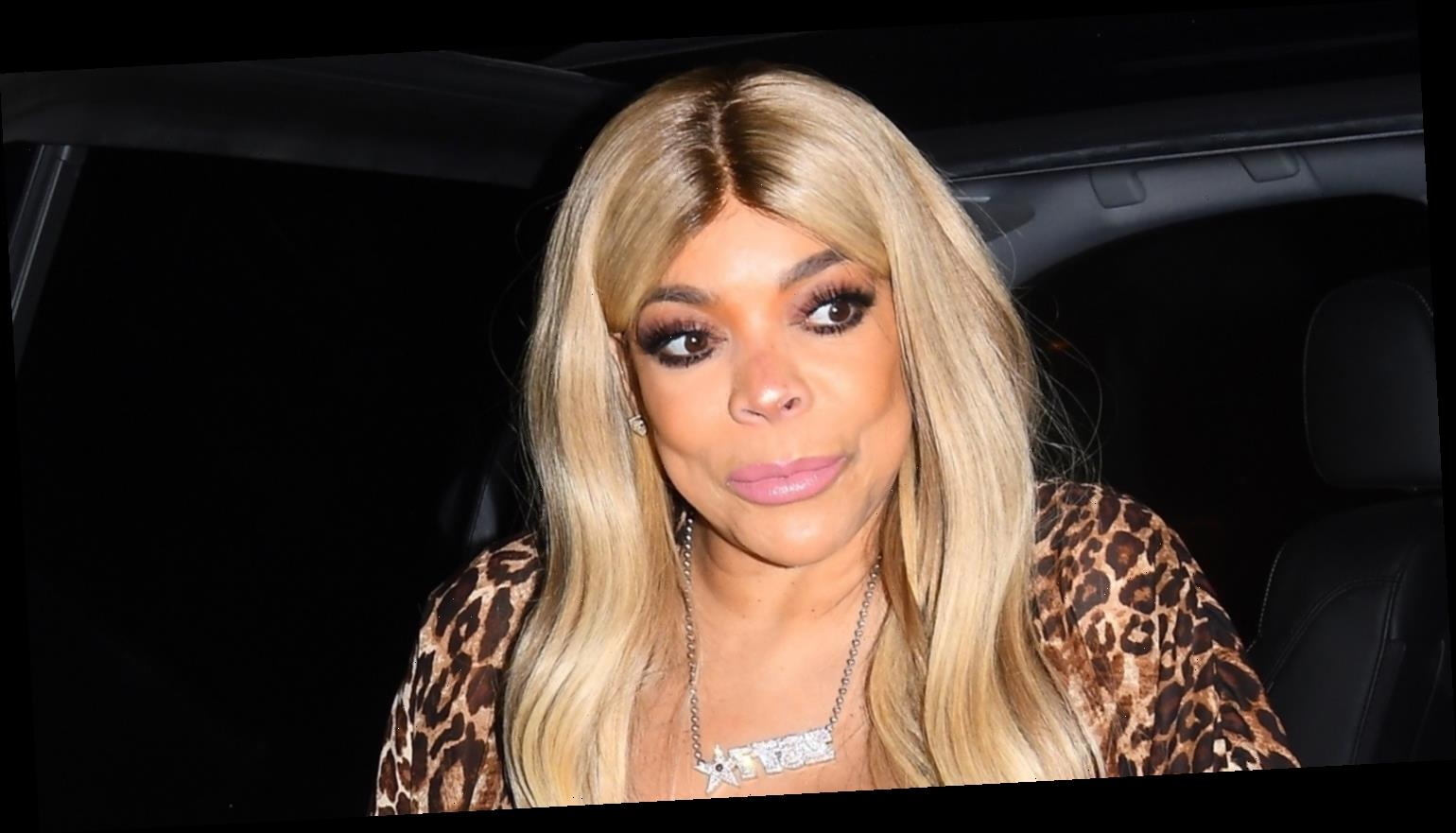 Wendy Williams Rocks Leopard-Print Outfit for Dinner in WeHo