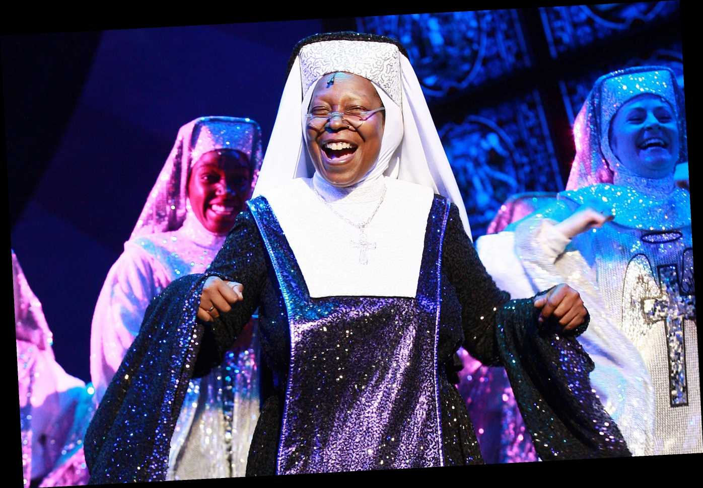 Whoopi Goldberg to star in Sister Act musical with Jennifer Saunders in London