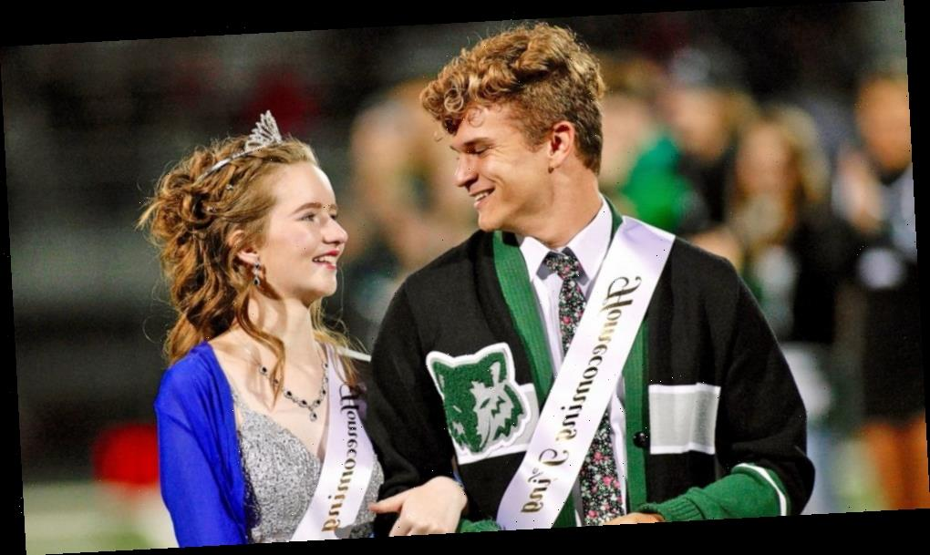 Student crowned homecoming queen 2 years after being shot