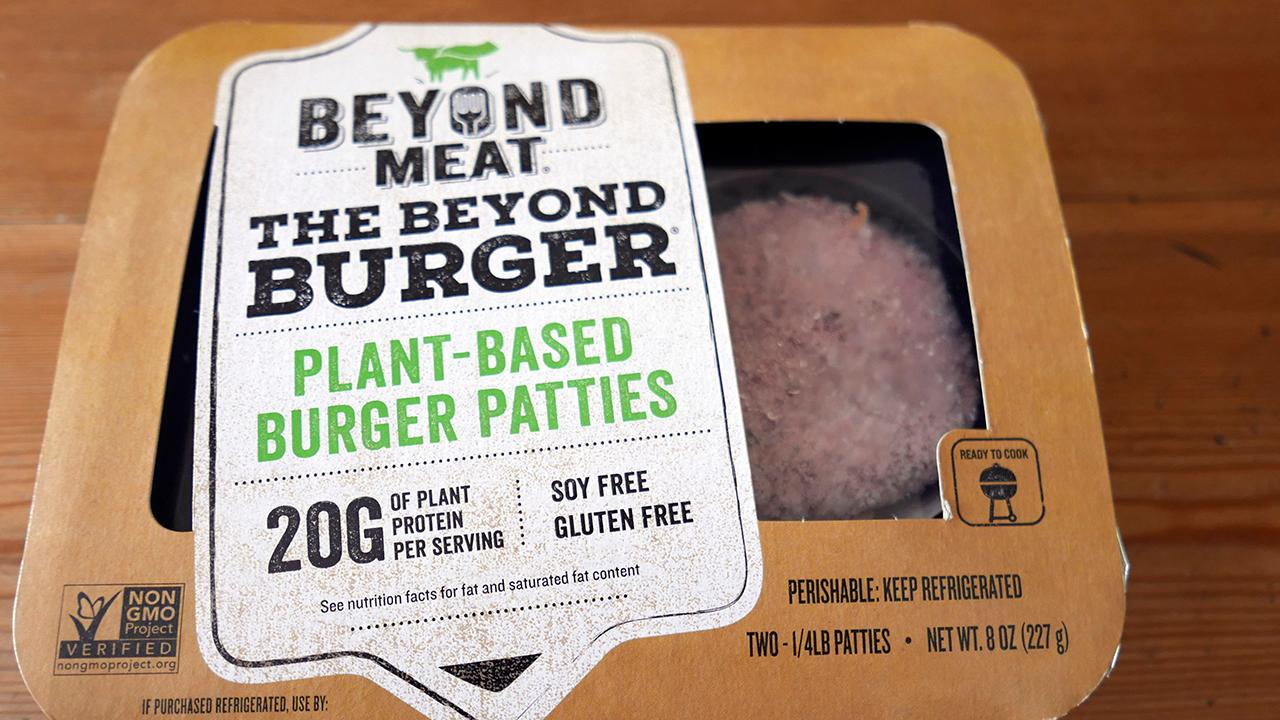 Beyond Burger coming to US Air Force bases as military enlists these healthy food options with millennials in mind