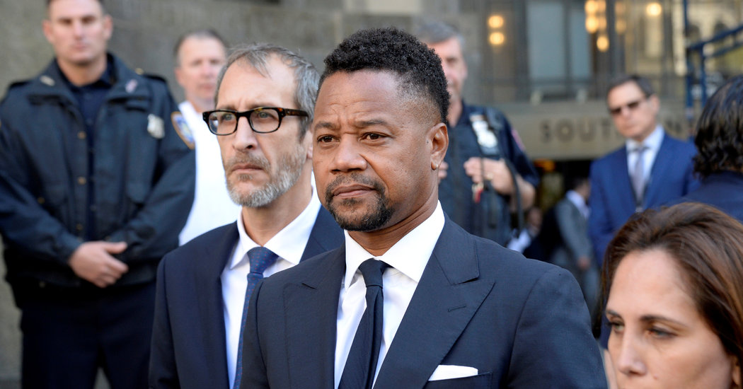 Cuba Gooding Jr. Faces Second Groping Charge