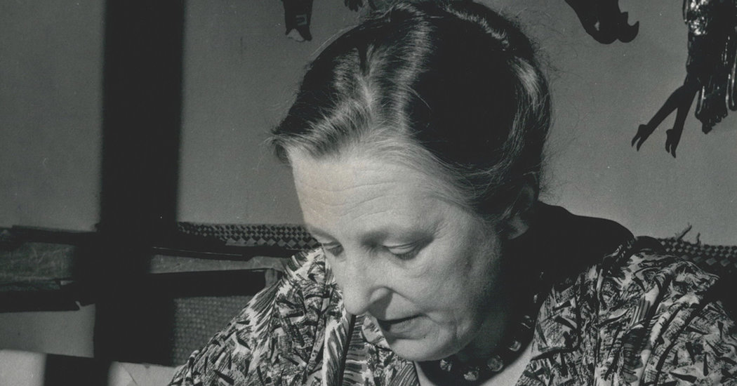 Overlooked No More: Lotte Reiniger, Animator Who Created Magic With Scissors and Paper