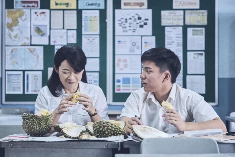 Director Anthony Chen's Wet Season wins big at Chinese film festival
