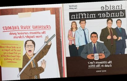 Dunder Mifflin's Unofficial Office Guide Let's You Peek Inside Scranton's Top Paper Company