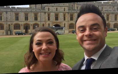 Ant McPartlin's ex-wife Lisa Armstrong's new dig with cosmetics collection name