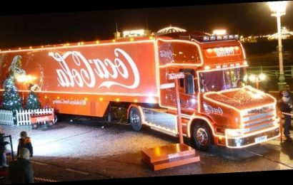 Coca-Cola's Christmas truck tour is returning for 2019 – dates and stops