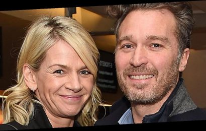 Zoe Ball and boyfriend Michael Reed 'split after nearly two years together'