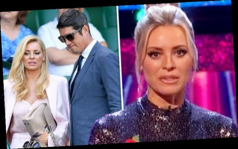 Tess Daly: Strictly host talks 'challenges' as she discusses family life with Vernon Kay