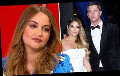 Jacqueline Jossa: 'Couldn't get much worse' I'm A Celebrity star addresses marriage woes