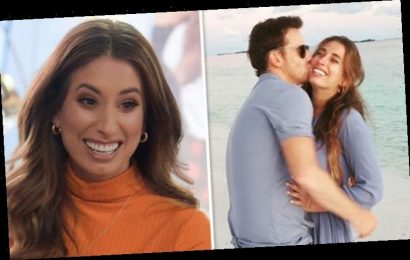 Stacey Solomon: Loose Women star felt 'attacked' by Joe Swash before their first kiss
