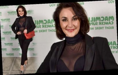 Shirley Ballas: Strictly judge stuns in sheer top after having DD implants removed