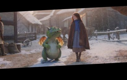 Meet the girl who plays Excitable Edgar's pal in the John Lewis Christmas Advert
