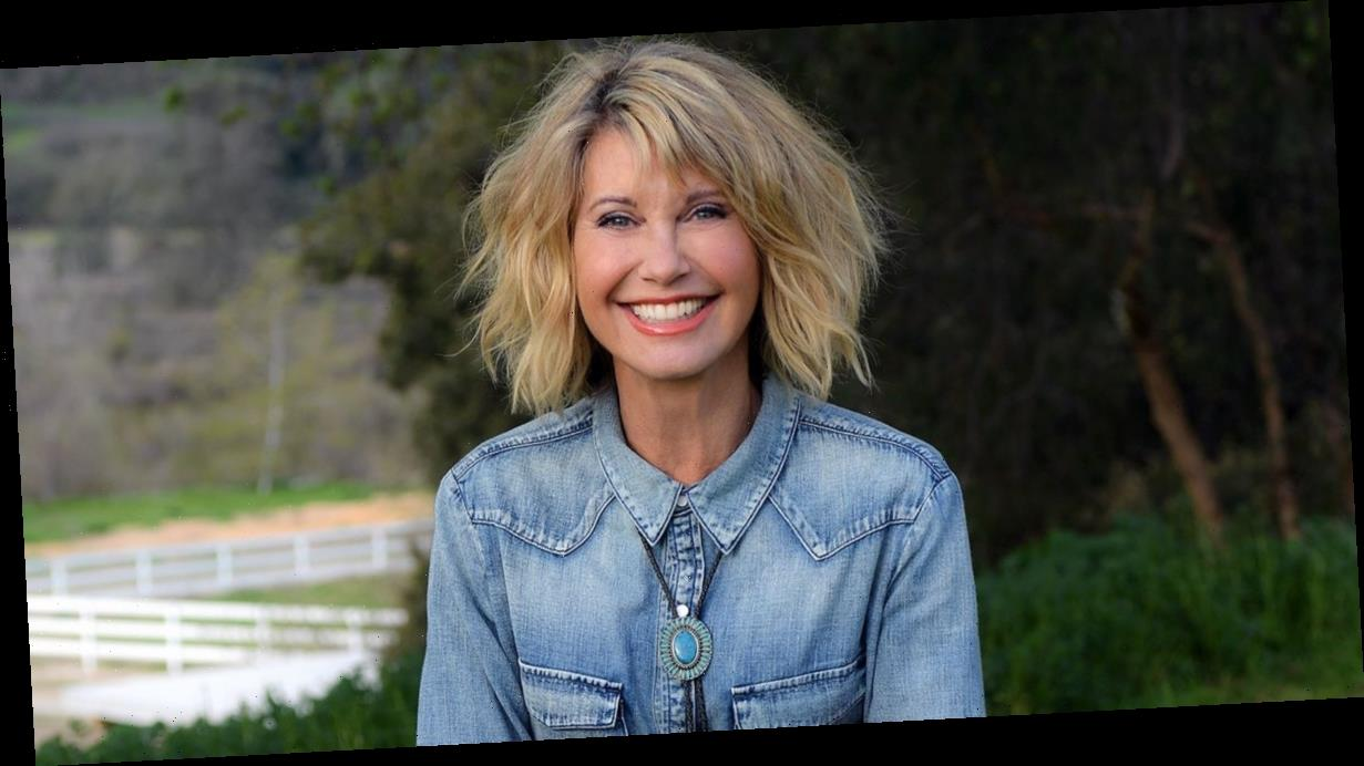 Brave Olivia Newton-John feels 'full of beans' as she battles stage 4 cancer