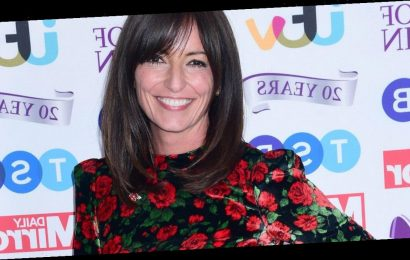 Davina McCall gushes over her 'amazing year and new man' after 2017 divorce