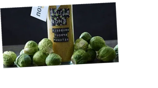 You can now buy Brussels sprout ketchup on Amazon just in time for Christmas