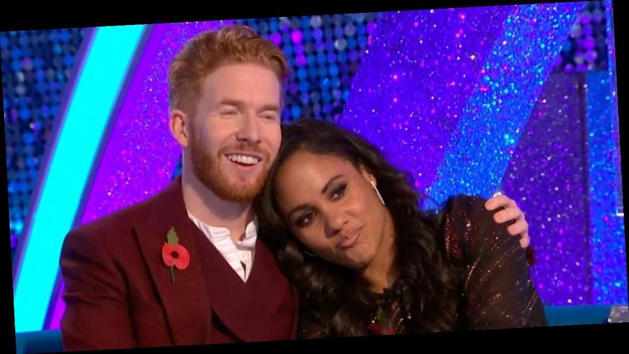 Strictly's Neil Jones drops devastating injury bombshell as he's replaced again