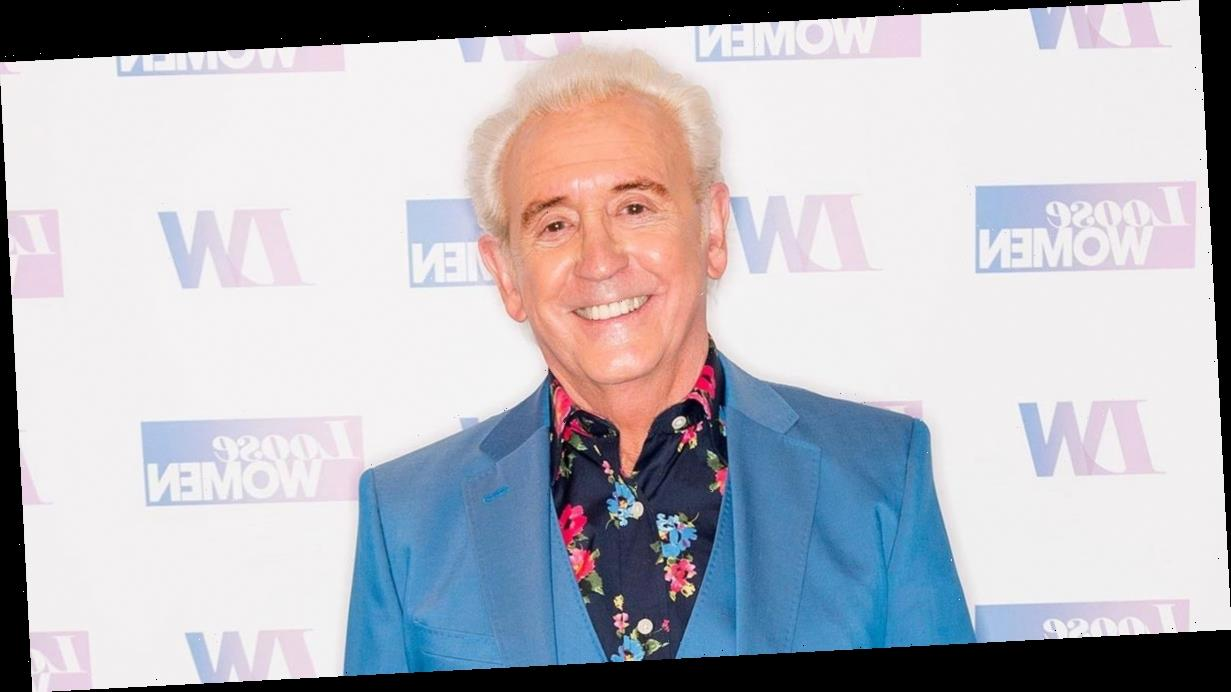 Tony Christie fears developing dementia as he suffers terrifying memory loss