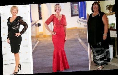Mother, 49, is crowned Slimming World's Woman of the Year