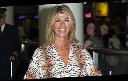 Kate Garraway shed two stone ahead of I'm a Celeb with simple change to her diet