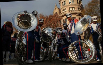 Maryland HBCU Marching Band Kicks Off Macy's 2019 Thanksgiving Day Parade