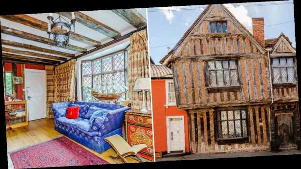 Grab the Floo Powder! Harry Potter's Childhood Home Has Been Turned Into a Bed and Breakfast