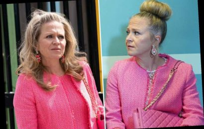 EastEnders spoilers: Linda Carter arrested for drink driving on the school run in front of the other mums