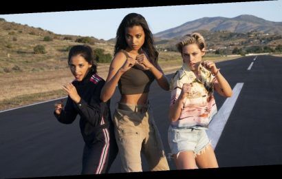 Charlie's Angels movie review: Kristen Stewart is stuck in a joyless exercise