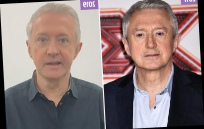 Louis Walsh shows off impressive weight loss ahead of X Factor: Celebrity final