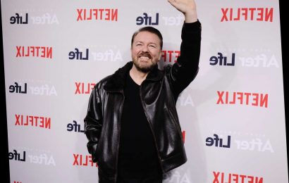 Ricky Gervais Will Host the 2020 Golden Globes