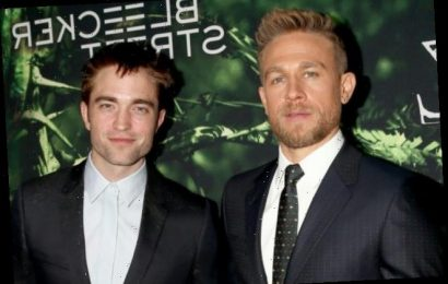 Robert Pattinson Looks to Charlie Hunnam's Trainer to Get Into Shape For 'The Batman'